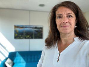 Cécile Bourbon, coach, consultante et formatrice, Présidente de ComeToSUP